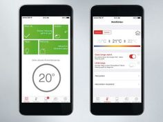 ViCare: Anwender loben innovative Smartphone-App