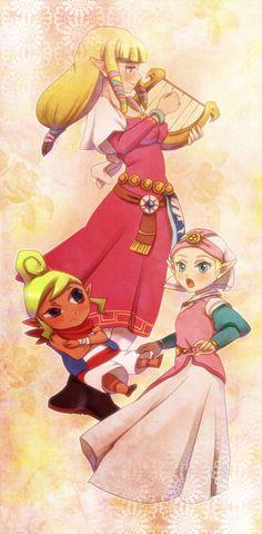 Zelda Skyward Sword Hyrule Warriors The Legend Of