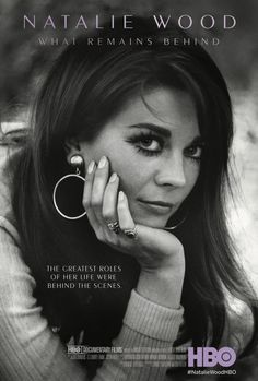 'Natalie Wood': What Remains Behind'.A beautifully curated documentary, produced by her daughter, Natasha Gregson Wagner.An HBO Documentary Special. Natalie Wood, West Side Story, Robert Redford, Natasha Gregson Wagner, Jack Warner, Hbo Documentaries, Unbreakable Kimmy Schmidt, 2020 Movies, Movies To Watch Online