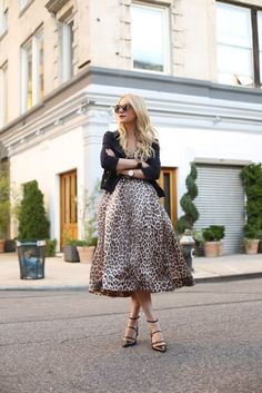 Gorgeous leopard dress