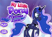 My Little Pony Princesa Luna | juegos my little pony - jugar mi pequeño pony
