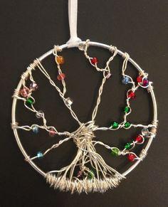 Family tree ornament.