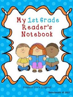 This 1st Grade Reader's Notebook contains a wide variety of pages to respond to reading by recording student thinking.  The cut-out question pages are meant to be cut apart and glued to the Reader's Notebook pages. This unique feature allows for flexibility of instruction.  Also included in this pack are notebook pages that allow you to differentiate the lessons by asking your own questions. Enjoy!! All questions are aligned to the Common Core English Language Arts Standards.
