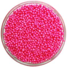 Pink Non-Pareils - Layer Cake Shop Perfect Pink, Pink Love, Bright Pink, Pretty In Pink, Pink Color, Pink Purple, Hot Pink, Cake Pink, Cake Decorating Supplies