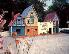 Storybook Land, Woodbridge VA - Google Search