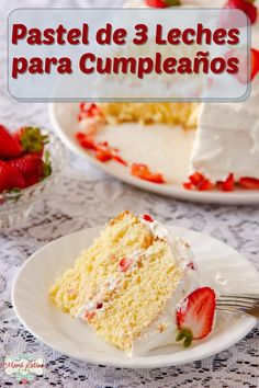Homemade Cake Recipes, Baking Recipes, Cake Decorating Designs, Mexican Dessert Recipes, Tres Leches Cake, Appetizers For Party, Fall Recipes, Bakery, Sweet Treats