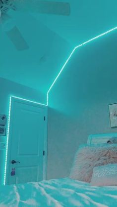 5m Color Changing Led Light Strip Includes Remote In 2019 Bedroom Ceiling Room Lights