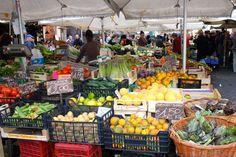 campo dei fiori market november