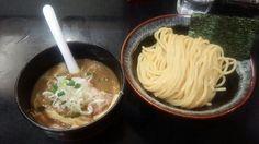 麺処 晴@鶯谷 濃厚つけ麺780円