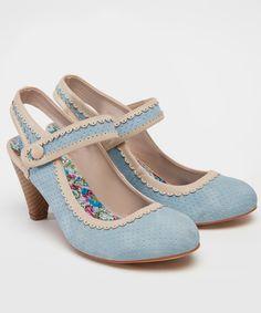 Primrose Pepperpot Shoes