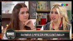 Wanda y Zaira Nara se hacen preguntas picantes