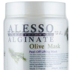 Лифтинговая альгинатная маска  Подробнее: http://kosmetiko.in.ua/alesso/ALS-213-ALESSO-Olive-Mask.html