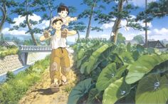 Grave of Fireflies Probably the saddest and most pointless movie I've ever watchers