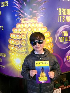 Brunch and a Broadway Show! {Charlie Palmer at the Knick and SpongeBob SquarePants the Musical} - NY Foodie Family