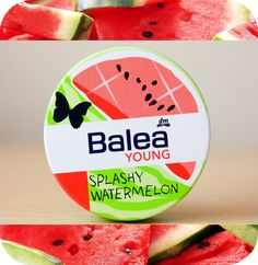 Splashy Watermelon/Balea - my favorite... it smells soooo good