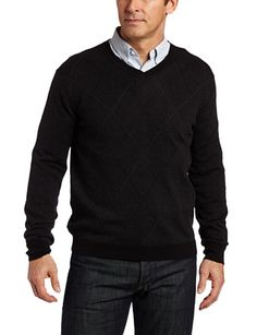 Perry Ellis Men's Argyle Sweater $39.31 - $59.99