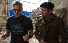 'The Monuments Men': Fotos de Jean Dujardin en la película bélica de George Clooney