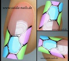 Foil Black - Saida Nails - Shop für professionelle Nailart