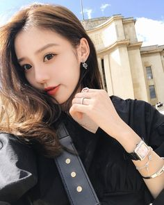 @xiaxiaaaaaaaのInstagram写真 • 2017年8月21日 15:09 Asian Cute, Pretty Asian, Cute Asian Girls, Beautiful Asian Girls, Most Beautiful Women, Cute Girls, Cool Girl, Girl Pictures, Girl Photos