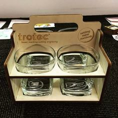 Brilliant ideas by trotec laser machine