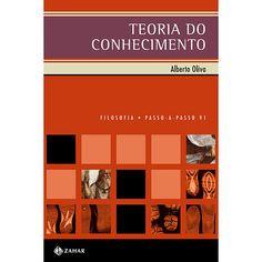 Livro - Teoria do Conhecimento
