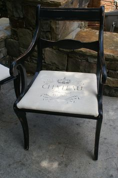 Upcycled Vintage Seating