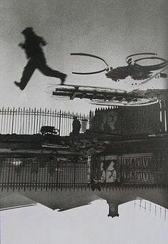 Jump - Acrylic on print - 15 x Source image by Henri Cartier-Bresson 1932 Frederick Leighton, Surrealist Photographers, London Art Fair, Jean Honore Fragonard, Frieze Art Fair, Gustave Courbet, Henri Cartier Bresson, Powerful Art, Artwork Images
