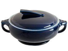Vintage Hall China sundial casserole dish - relique.com