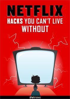 5 Netflix hacks that will change the way you binge