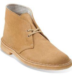 5ab3250316302f Clarks - Desert Boot Clarks Desert Shoes, Clarks Originals Desert Boot, Clarks  Boots,