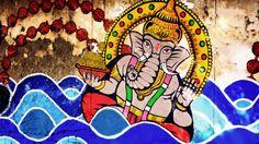 500px / Ganesha Lord of Success Graffiti by Prashant Sharma