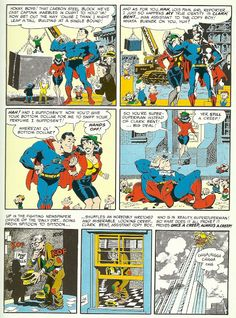 MAD: 1952/55, Harvey Kurtzman, Bill Elder, Jack Davis, Wally Wood et al. [FROM A GREAT BLOG POST: CLICK THROUGH FOR MORE! Listomania! 33 More Of TooBusyThinking's Favourite Comic Books & Strips (Part 2 of 3)]