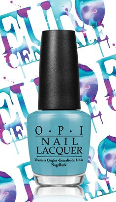 #ICantFindMyCzechbook #OPIEuroCentrale love this color for spring nails!!