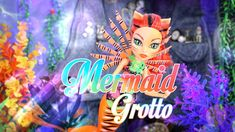 How to Make a Doll Room in a Box: Mermaid Grotto - Doll Crafts