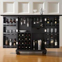 Cabinets For Bars & Bar Sets You'll Love | Wayfair