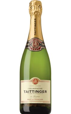 Champagne Taittinger Brut La Francaise NV / 750 ml.