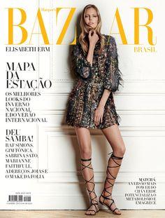Harper's Bazaar Brasil - Fevereiro 2015