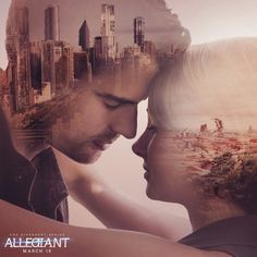 The secret to how Shailene Woodley and Theo James made their Divergent moments so hot and sexy. Shailene and Theo's on-screen chemistry secrets. Tris Y Tobias, Divergent Four, Divergent Hunger Games, Tris And Four, Divergent Fandom, Divergent Trilogy, Tris Prior, Shailene Woodley, Theo James