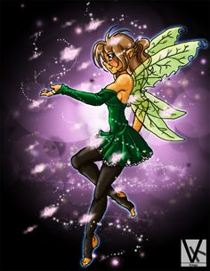 Mystical Fairies | mystic fairy by kingv digital art drawings paintings fantasy 2007 2014 ...