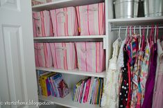 There's always space for more in your closet, if you're clever about it! Check out these 30 hacks! #diy #declutter #closetroom Shoe Hanger, Pant Hangers, Clothes Hangers, Small Bedroom Organization, Closet Organization, Organization Ideas, Organizing, Deep Closet, Space Saving Hangers