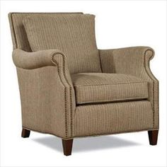 Options??? SKU: 35959808 NFMart – Huntington House Rolled Arm Chair with Nailhead Trim