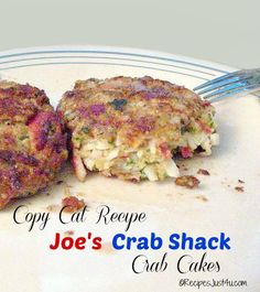 These Copycat Joe's Crab Shack crab cakes will make you feel as though you are eatting them on the beach.