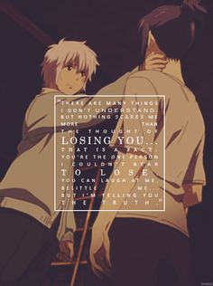 Truth. No.6 ~ This show brings tears to my eyes... Oh gosh... <3
