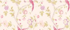 Summer Palace Cerise Floral Wallpaper - Laura Ashley - For spare bedroom or master bathroom Ipad Air Wallpaper, Wallpaper Samples, Cute Wallpaper Backgrounds, Cool Wallpaper, Cute Wallpapers, Bedroom Wallpaper, Vintage Backgrounds, Iphone Wallpapers, Floral Print Wallpaper