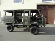УАЗ-буханка. Возрождение легенды отечественного автопрома. 1 часть. - YouTube Golf Carts, Trucks, Vehicles, Youtube, Truck, Car, Youtubers, Youtube Movies, Vehicle