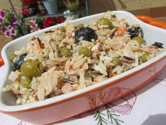 ensalada de arroz con thermomix, arroz con thermomix, ensalada con thermomix, recetas para el verano con thermomix,