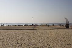 Colva Beach Etelä-Goassa Intiassa ja matkaopas