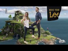 Lee Jeans Celebrates Life In Motion Through Brand Refresh With New Lee Woman…