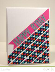 Happy Birthday! by Gayatri Murali at @Studio_Calico