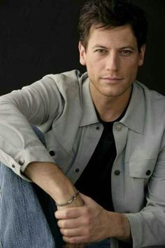 Ioan Gruffudd - I liked him in Fantastic Four (sue me) but he's perfect as Henry Morgan in Forever.